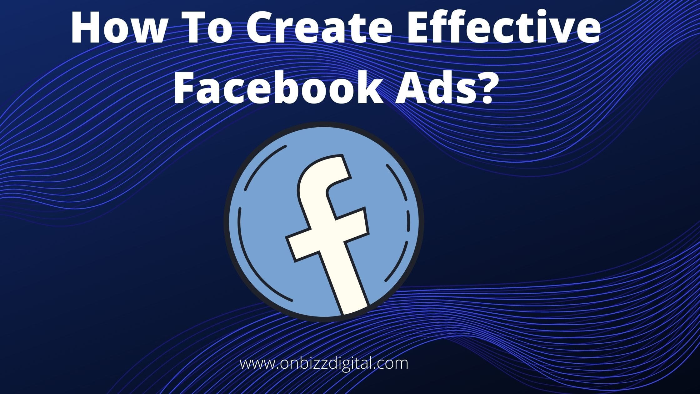 create facebook ads