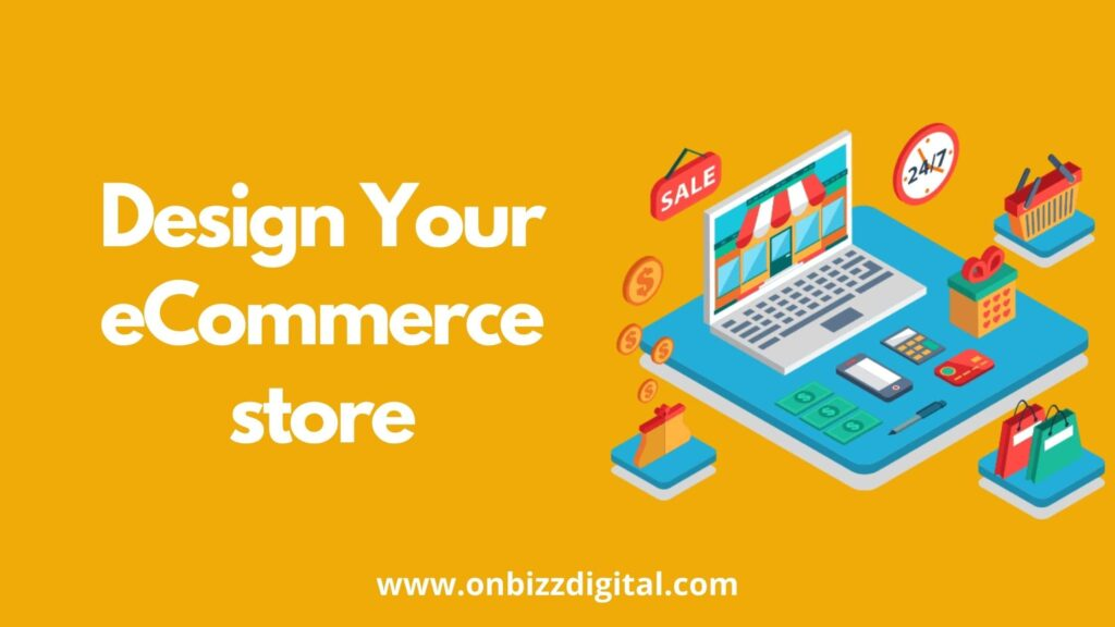 How to create One Ecommerce store in wordpress?
