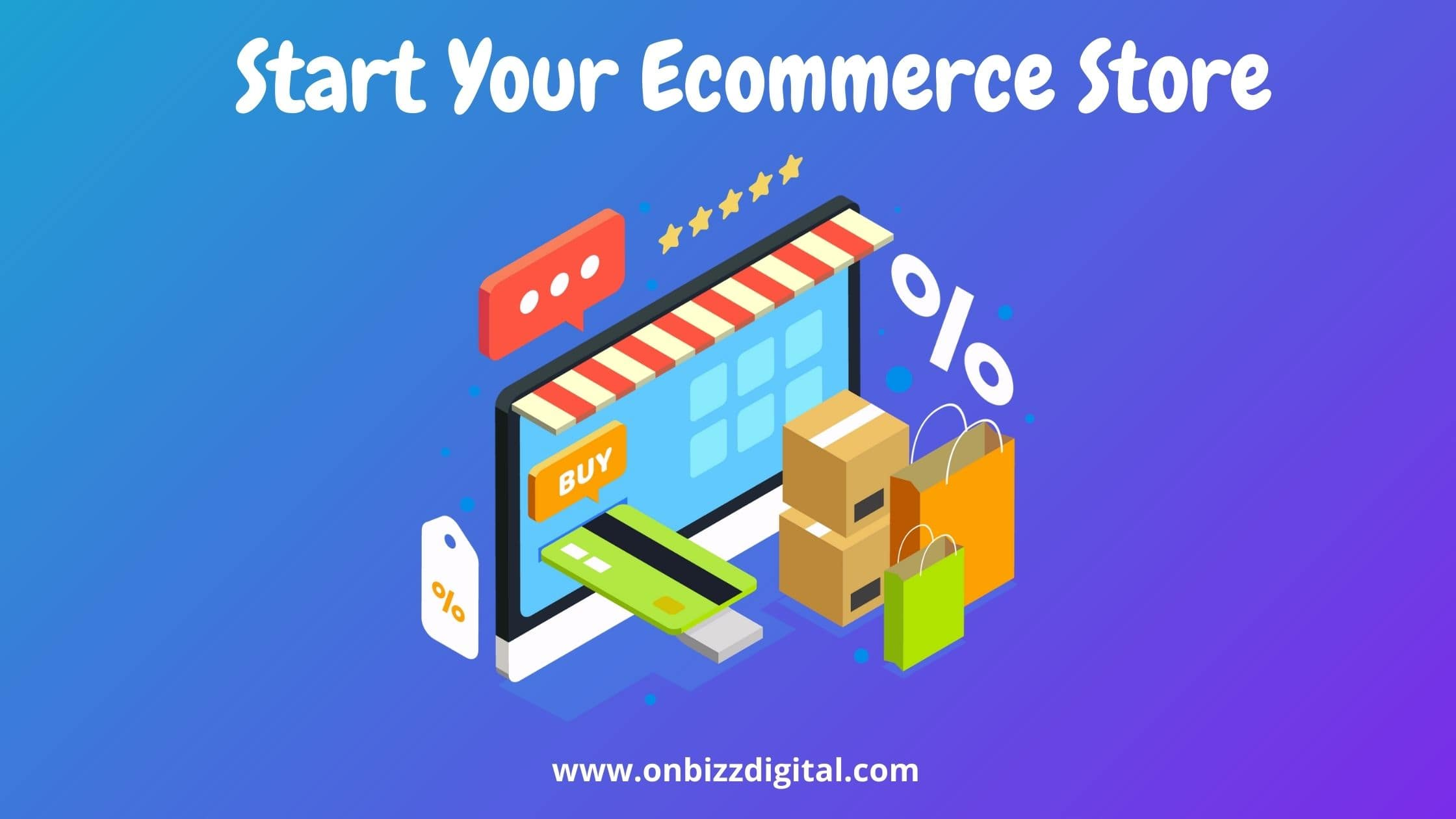 ecommerce store in wordpress