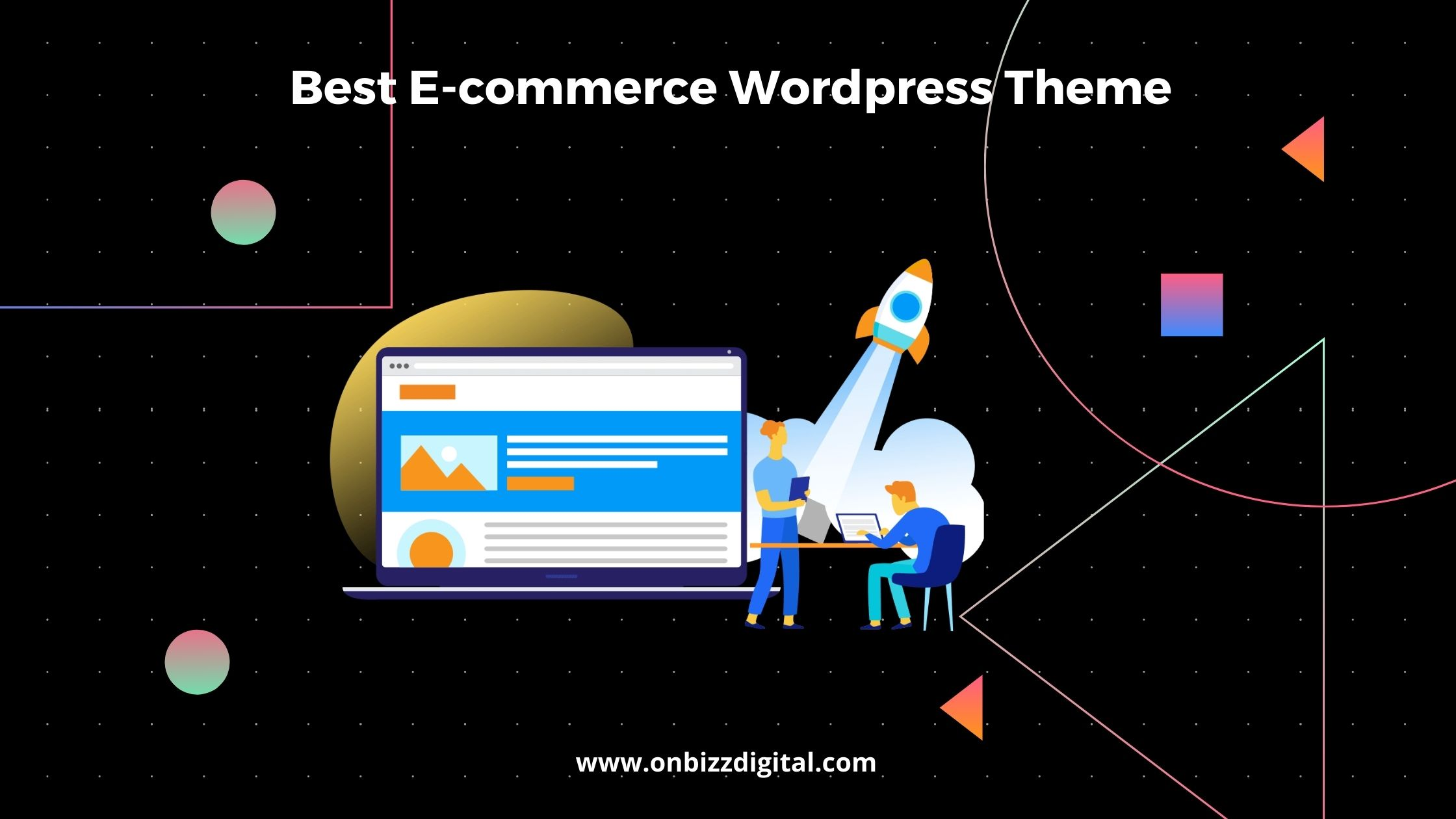 11 Best eCommerce Wordpress Themes 2021